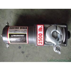 Treuil électrique standard 907kg Haute Qualité Kazuma J500 / tout Quad