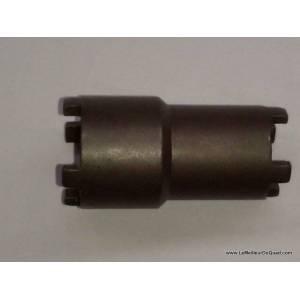 clé douille à créneaux ergots 20/24mm Haute Qualité pour embrayage filtre décanteur à huile standard dirt quad egl honda