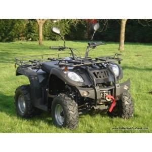 Catalogue des pièces détachées : Quad 250 cc Baroudeur Agricole Forestier +Treuil +attelage