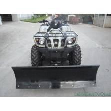 chasse-neige KZ500