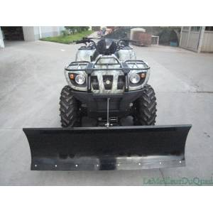 KZ500 lame multi-fonctions orientable: chasse neige, lisier, ensilage...