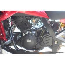 Catalogue des pièces détachées moteur 350 SPY RACING : ZONGSHEN 350 engine parts