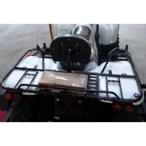 Porte bagages arrière bord relevé Kazuma J500 C500-7001000 REAR RACK ASSY