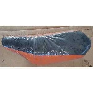 Siège standard orange Quad chinois, sous plastique