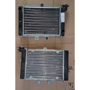 Radiateur à eau moteur Quad chinois, diamètre 2 buses 23mm quelques marques sans conséquence SPY LONCIN 250 WATER RADIATOR