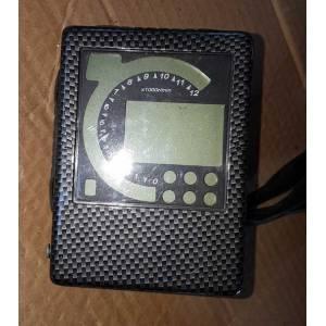 Compteur de vitesse standard gris carbone, connecteurs pour Jinling JLA-300CC-18 SPEEDMETER