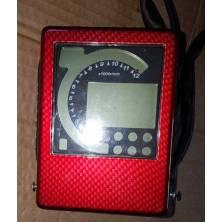 Compteur de vitesse standard bordeaux carbone, connecteurs pour Jinling
