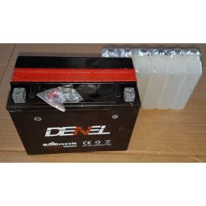 Batterie 12V 20A YTX20L-BS