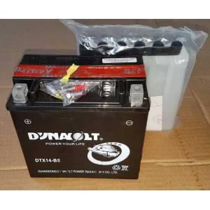 Batterie 12V 14A DTX14-BS