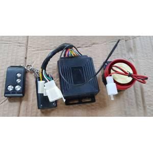alarme antivol, conduite sans clé, détecteur de vibration standard Quad chinois et Jinling modèle de remplacement
