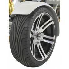 4 pneus haut de gamme SUN.F pour une adhérence parfaite, option