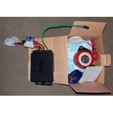 Kit alarme clés télécommandes à distance SPY RACING 250/350 Quad et Trike
