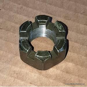 écrou d'arbre de roues moyeu arrière diam int 18.7, pas 150, hauteur créneau 13.1mm Quad EGL MadMax et toutes marques