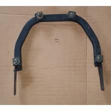 Bumper Arrière Quad EGL MadMax écart 28cm avec fixations pour porte-bagages 2808-22030100B back armrest